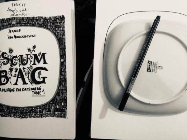 Scumbag // Tome 1, La musique en catimini
